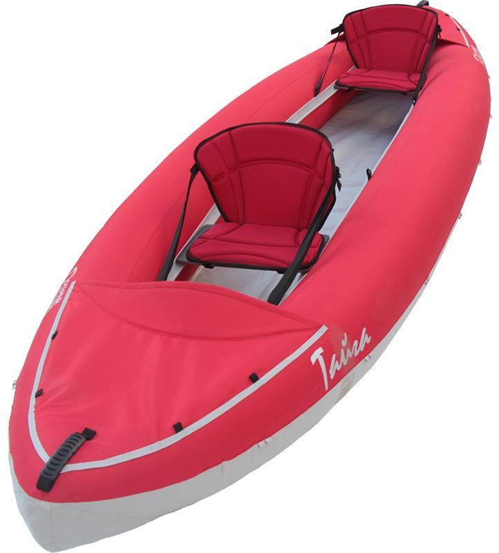 Лодка Вольный ветер Тайга 430, цвет: красный цена