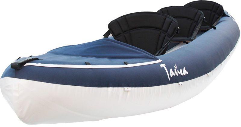 Лодка Вольный ветер Тайга 520, цвет: синий