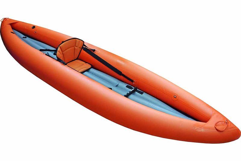 Лодка Вольный ветер Маэстро 380, цвет: оранжевый