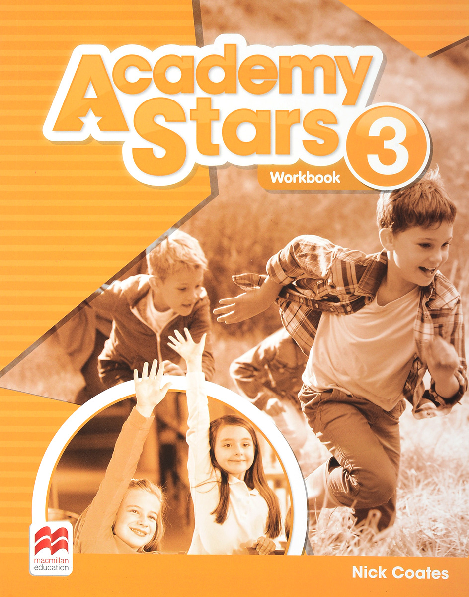 Academy Stars 3: Workbook cambridge young learners english flyers 5 answer booklet