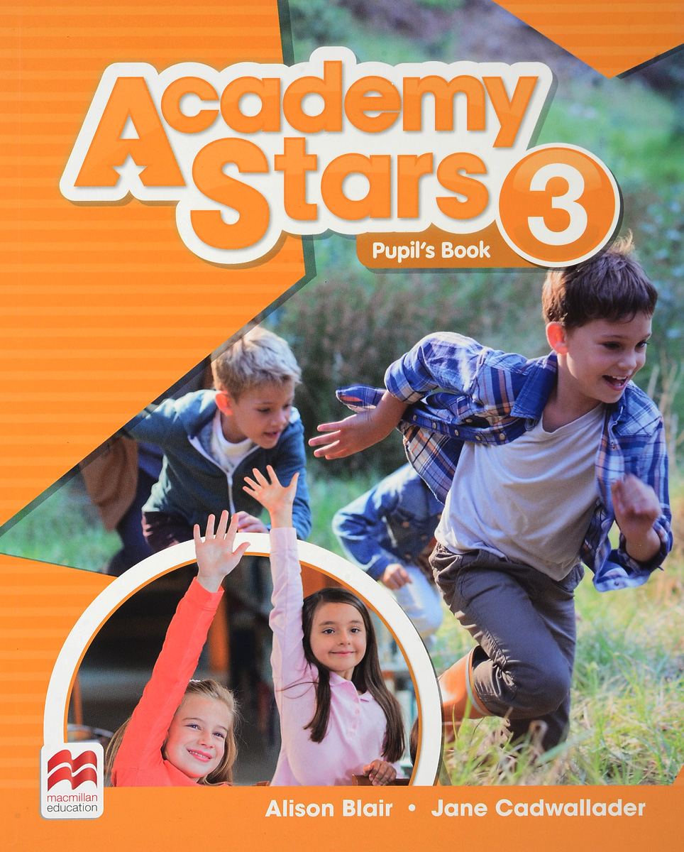 Academy Stars: Level 3: Pupil's Book Pack cambridge young learners english tests flyers 4 student s book