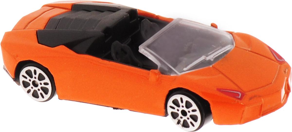 Город Игр Машинка гоночная Фиксики Нолик цвет светло-оранжевый