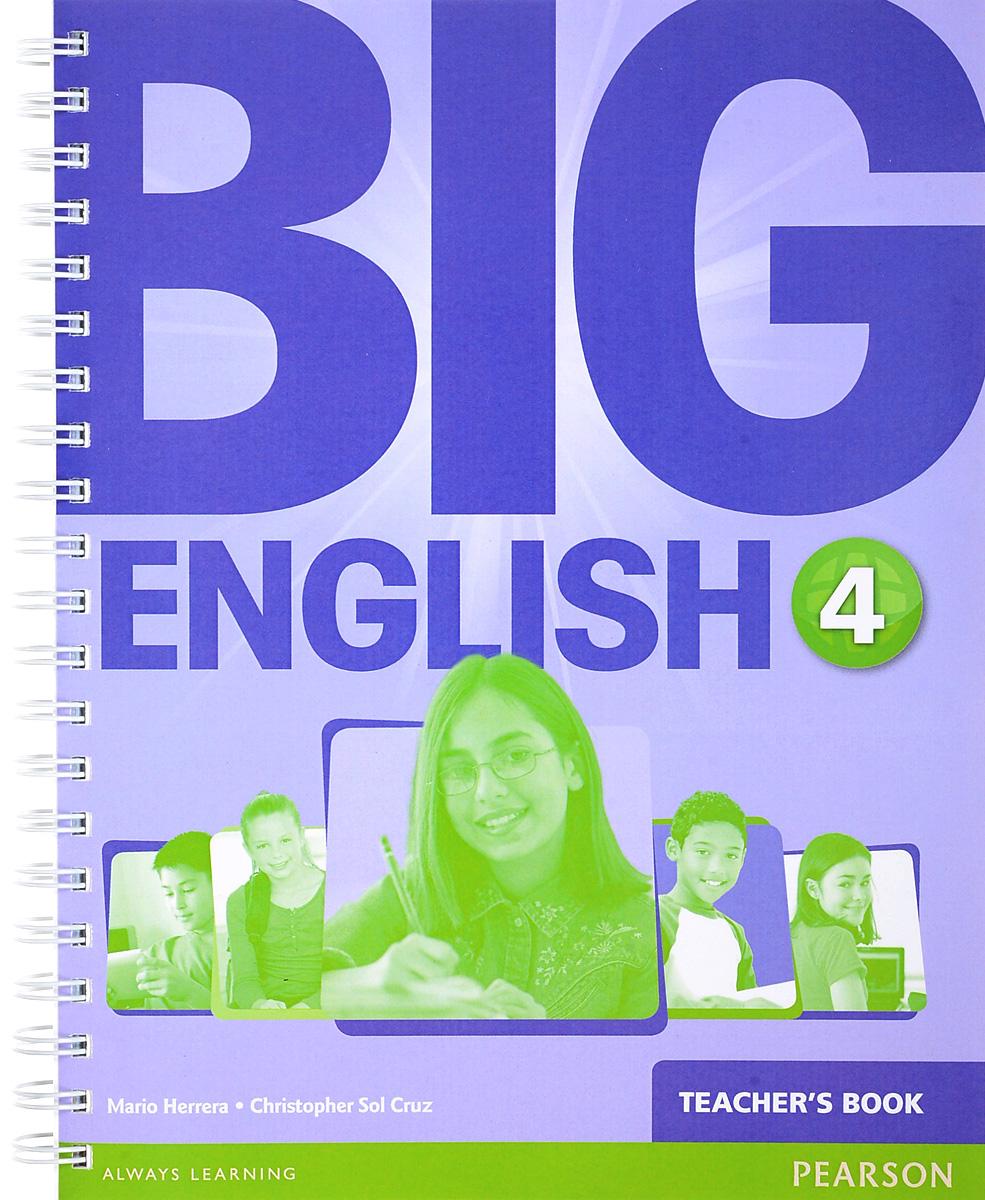Big English 4: Teacher's Book hocking liz wren wendy bowen mary english world 7 pupils book