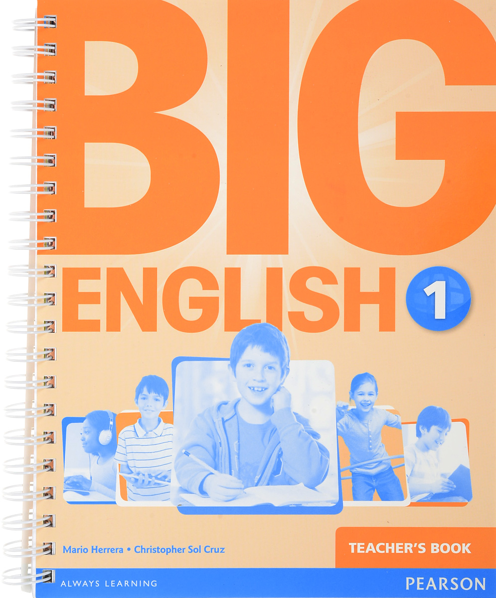 Big English 1: Teacher's Book ellis p way ahead 1 teachers book