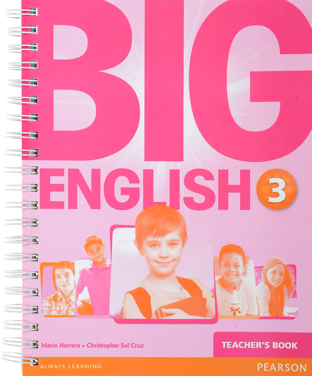 Big English 3: Teacher's Book hocking liz wren wendy bowen mary english world 7 pupils book