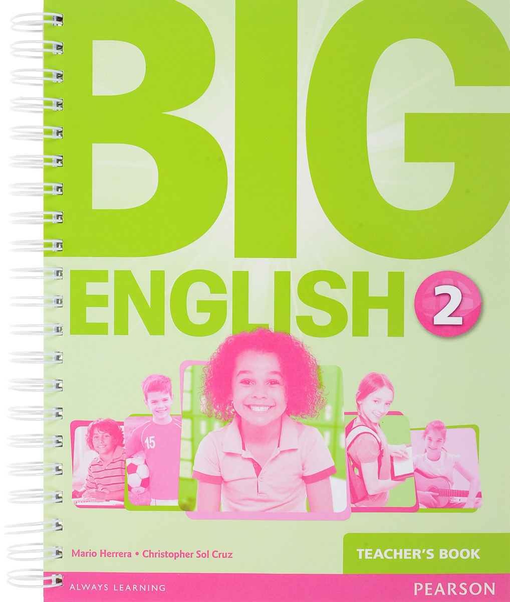 Big English 2: Teacher's Book hocking liz wren wendy bowen mary english world 7 pupils book