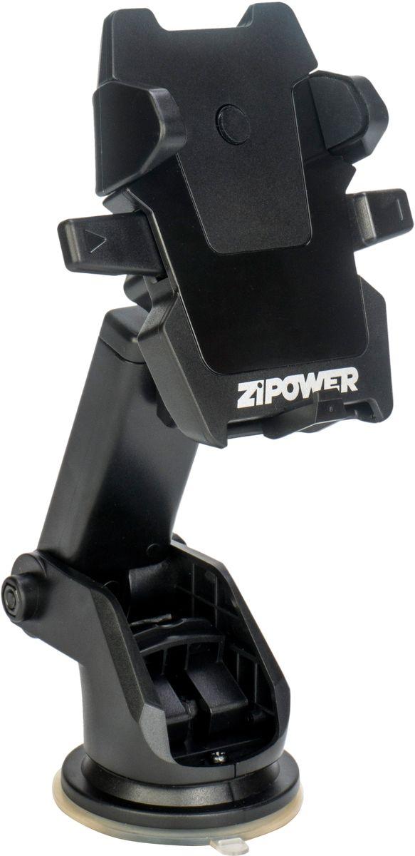 Держатель для телефона автомобильный Zipower, 53-83 мм. PM 6626