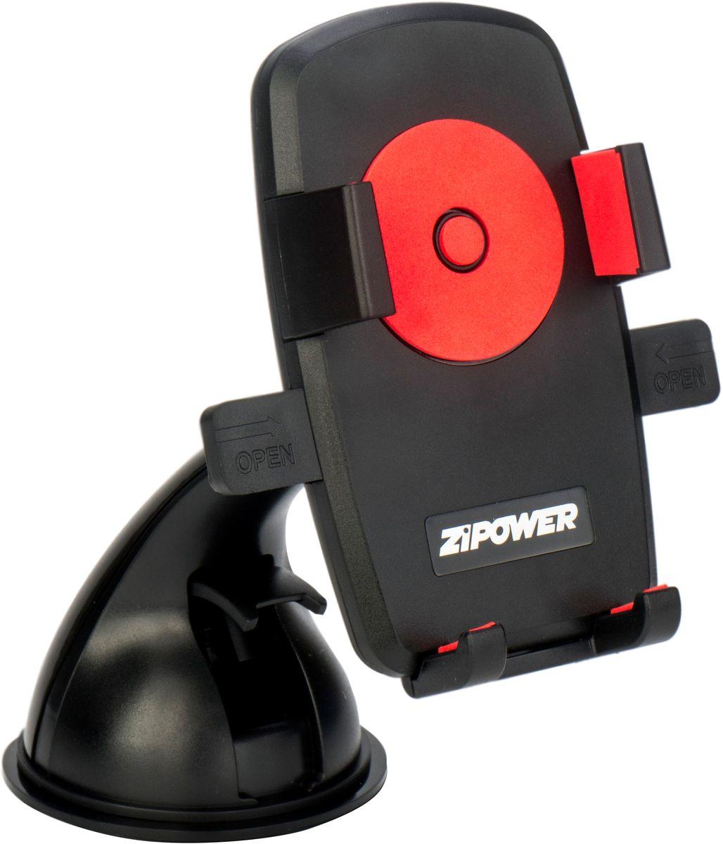 Держатель для телефона автомобильный Zipower, 50-80 мм. PM 6627