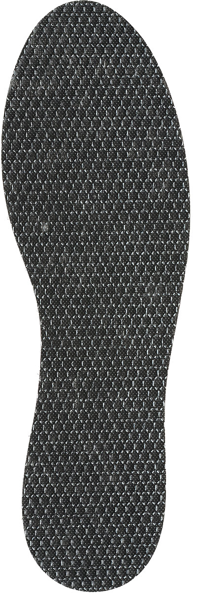 Стельки антибактериальные MiniMax, 2 пары, цвет: черный. Размер 45-47 стельки lider стельки для обуви войлочные антибактериальные ароматизированные