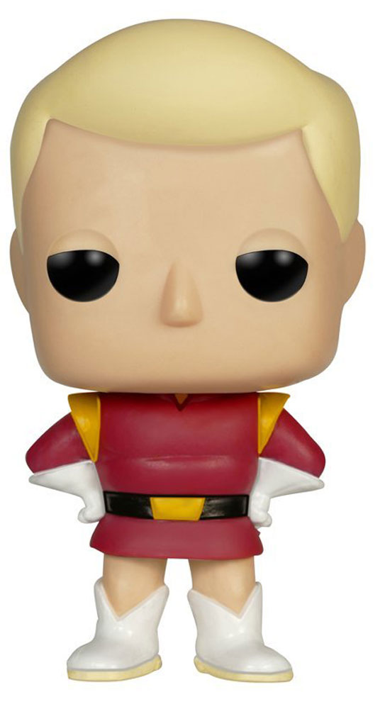 Funko POP! Vinyl Фигурка Futurama: Zapp Brannigan фигурка funko pop animation futurama zapp brannigan 9 5 см