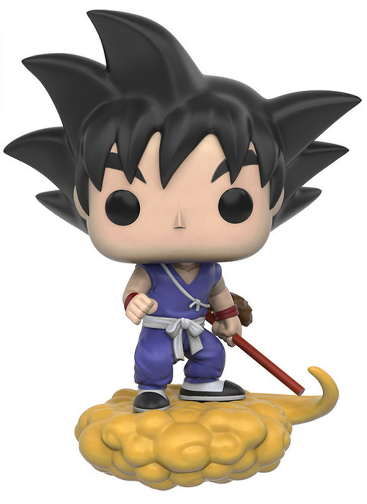 Funko POP! Vinyl Фигурка Dragon Ball Z: Goku & Nimbus dragon ball z msp master stars piece the son goku chocolate manga ver pvc figure collectible model toy 27cm