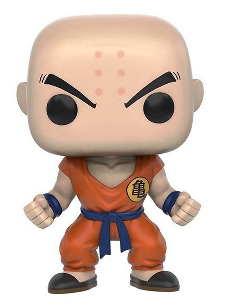 Funko POP! Vinyl Фигурка Dragon Ball Z: Krillin funko pop vinyl фигурка dragon ball z black hair goku
