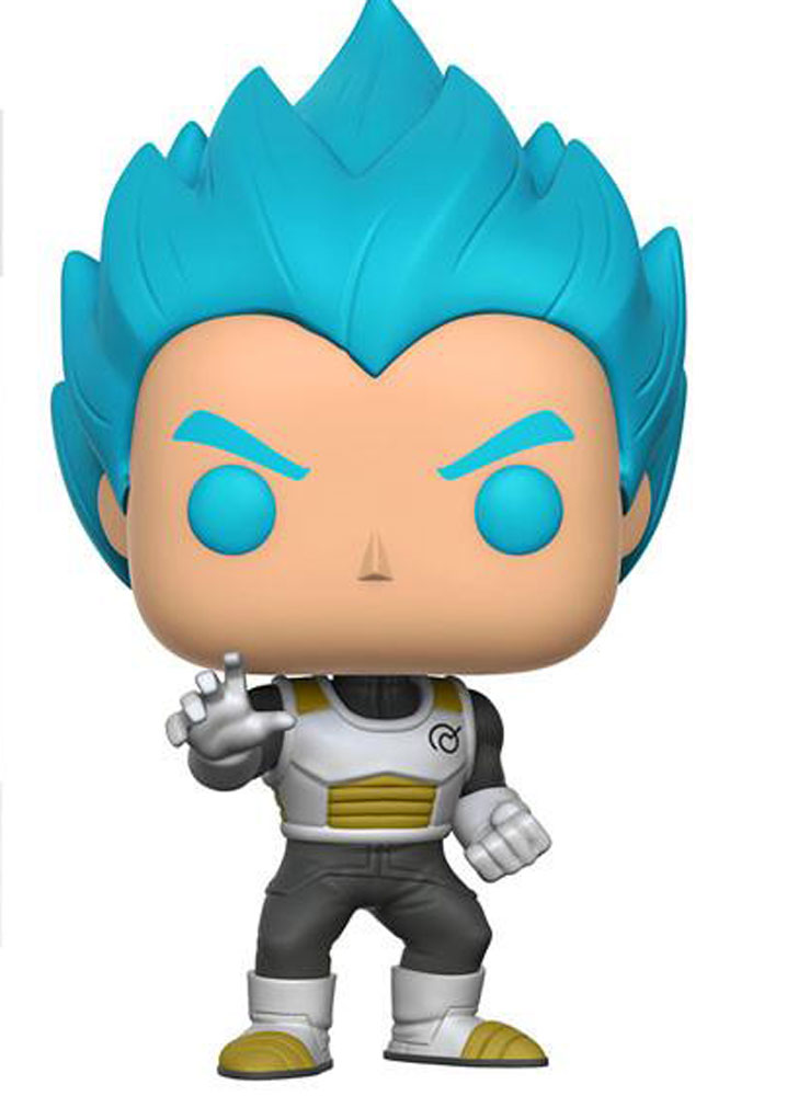 Funko POP! Vinyl Фигурка Dragon Ball Z: Resurrection F: Vegeta funko pop vinyl фигурка dragon ball z black hair goku