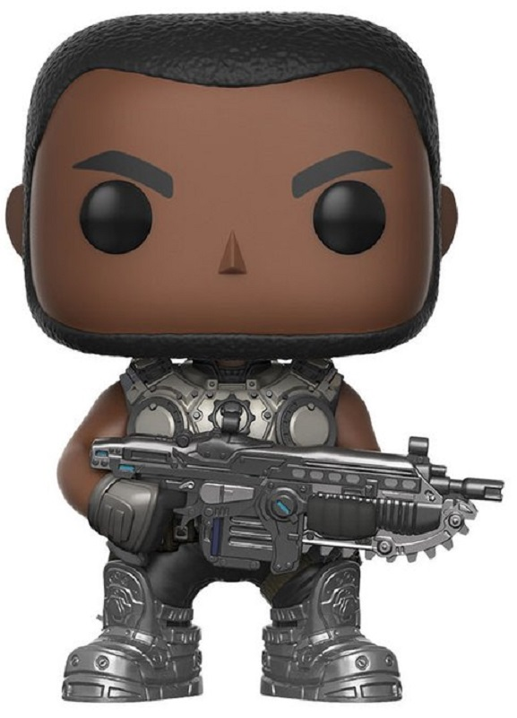Funko POP! Vinyl Фигурка GOW: Augustus Cole фигурка funko pop games gears of war damon baird armored 9 5 см