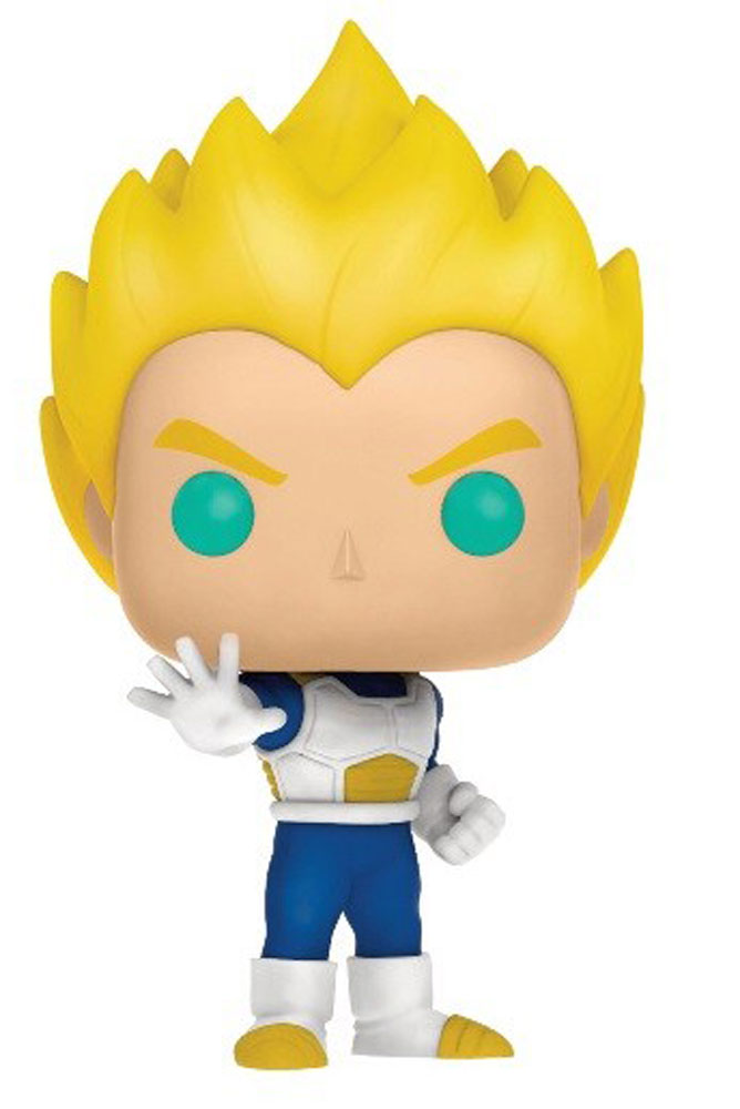 Funko POP! Vinyl Фигурка Dragon Ball Z: Super Saiyan Vegeta funko pop vinyl фигурка dragon ball z black hair goku