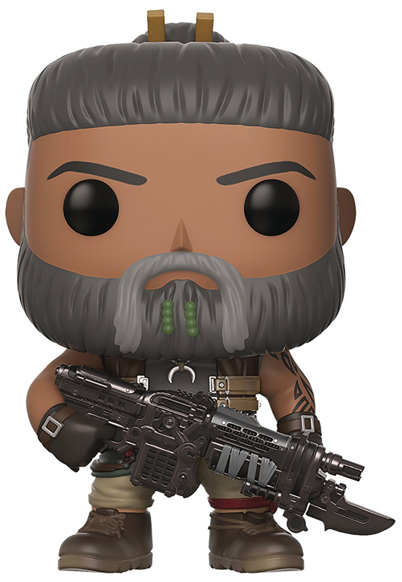 Funko POP! Vinyl Фигурка GOW: Oscar Diaz фигурка funko pop games gears of war oscar diaz