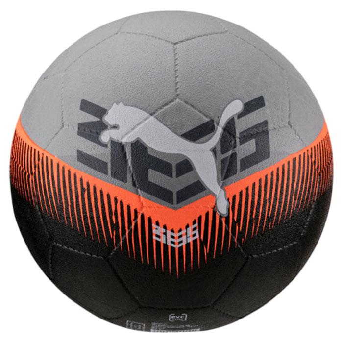 Мяч футбольный Puma 365 Rubber Laminate Balll, цвет: серый. 08275902. Размер 508275902Отличный износостойкий футбольный мяч с ламинированной поверхностью и резиновой камерой. Подходит для всех типов твердых покрытий.