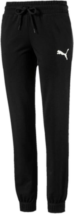 Брюки спортивные женские Puma Urban Sports Sweat Pants, цвет: черный. 59399201. Размер M (44/46)59399201Лучшее сочетание городского и спортивного стиля — брюки Urban Sports Sweat Pants W от Puma Active. Высокотехнологичный материал dryCELL отводит излишнюю влагу от тела и сохраняет сухость и свежесть в течение всей тренировки. Регулировка пояса шнурком. Фирменная эластичная тесьма на манжетах. Будьте в отличной форме всегда и везде.