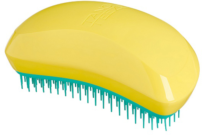 Tangle Teezer Расческа для волос Salon Elite Yellow&Green