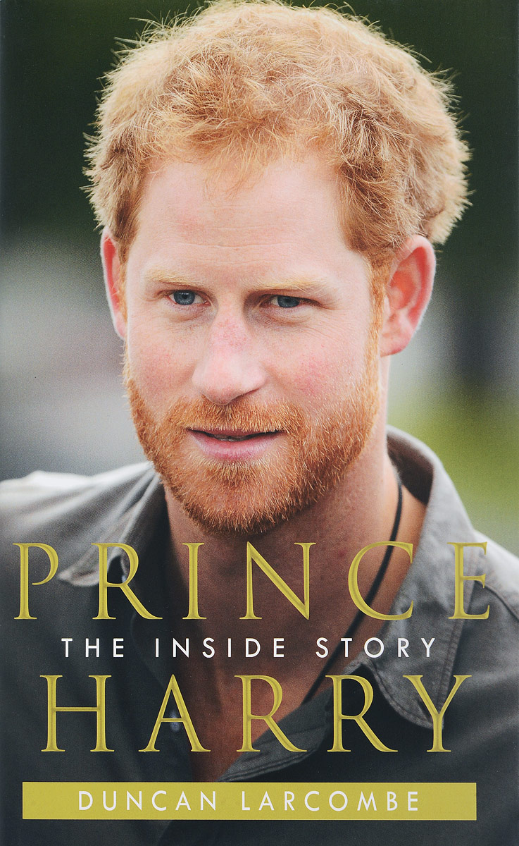 Prince Harry: The Inside Story the prince in his dark days 1