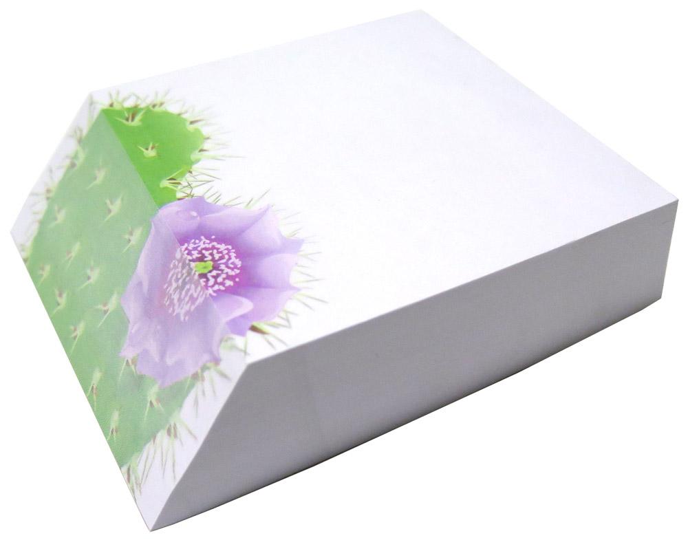 Фолиант Блок для записей Кактус 9 х 11 см 300 листовБКД-300А9Блок бумаги Фолиант Кактус идеально подходит для быстрой фиксации информации. Блок бумаги выполнен с декоративным срезом, с проявлением отпечатанного изображения на торце.Блок бумаги изготовлен на картонной подложке, листы проклеены по торцу. Благодаря специальной проклейки, листы блока не рассыпаются. Порядок на столе гарантирован. Печать на листах добавит вам хорошего настроения. Особенности - наличие декоративного среза; листы склеены в блок.