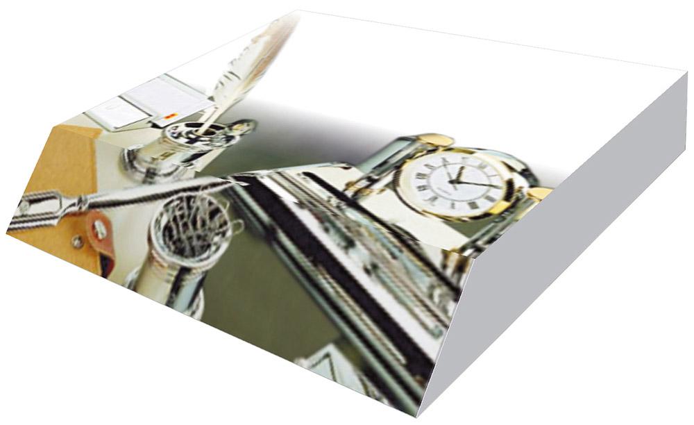 Фолиант Блок для записей Офис 9 х 11 см 300 листовБКД-300С/22/13Блок бумаги Фолиант Офис идеально подходит для быстрой фиксации информации. Он выполнен с декоративным срезом, с проявлением отпечатанного изображения на торце.Блок бумаги изготовлен на картонной подложке, листы проклеены по торцу. Благодаря специальной проклейки, листы блока не рассыпаются. Порядок на столе гарантирован. Печать на листах добавит вам хорошего настроения. Особенности - наличие декоративного среза; листы склеены в блок.