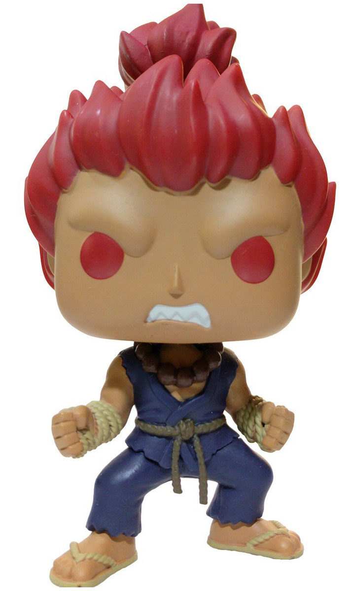 Funko POP! Vinyl Фигурка Games: Street Fighter: Akuma (Exc) фигурка funko pop games sonic the hedgehog – shadow 9 5 см
