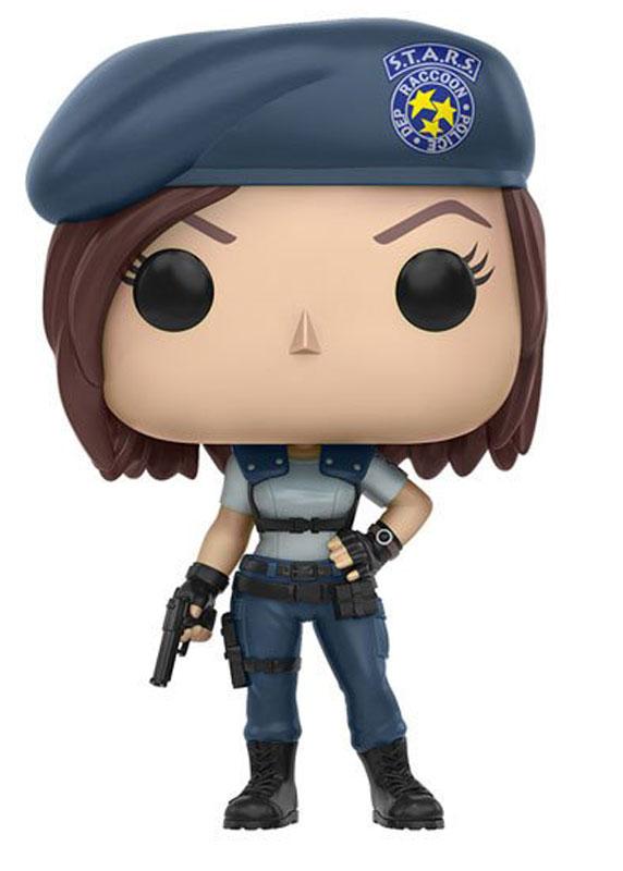 Funko POP! Vinyl Фигурка Games: Resident Evil: Jill Valentine jill rodriguez cliffsnotes spanish i quickreview