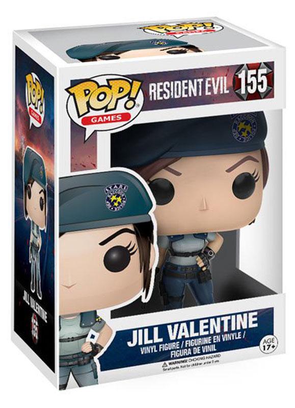 Funko POP! VinylФигурка Games:  Resident Evil:  Jill Valentine Funko