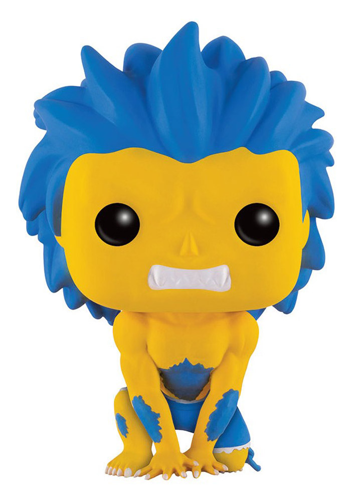 Funko POP! Vinyl Фигурка Games: Street Fighter: Blanka Hyper Fighting (Exc) фигурка funko pop games street fighter blanka hyper fighting