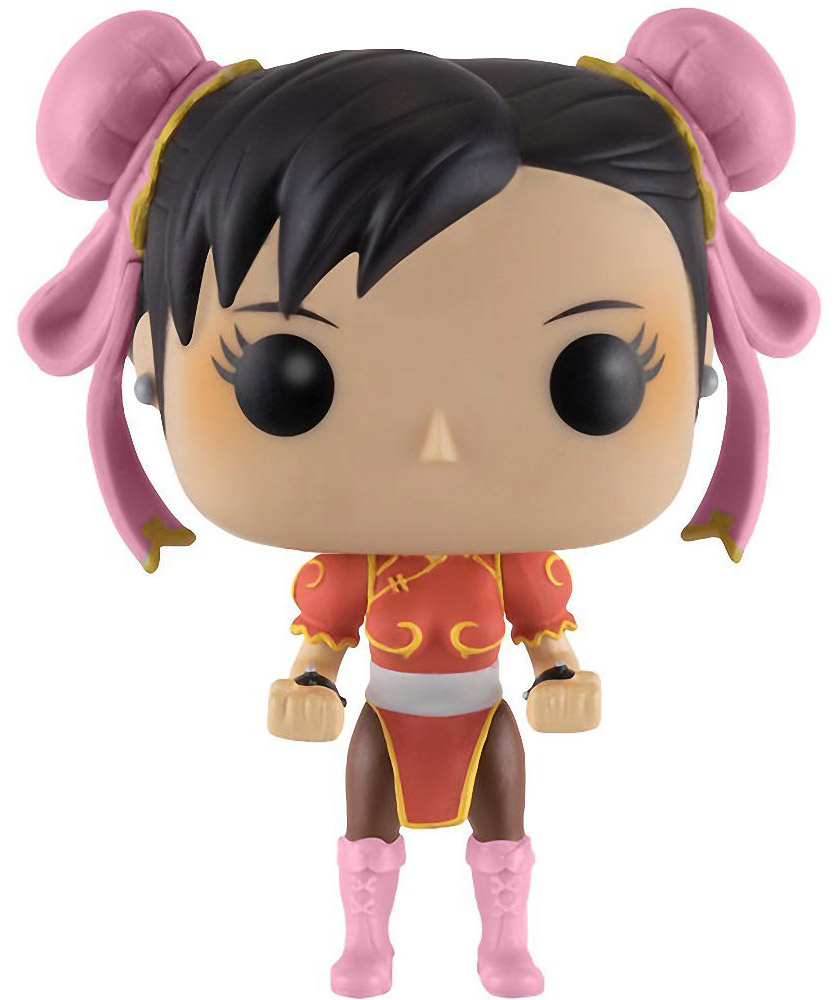 Funko POP! Vinyl Фигурка Games: Street Fighter: Chun-Li Red Pants (Exc) фигурка funko pop games street fighter blanka hyper fighting