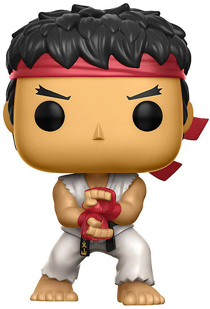 Funko POP! Vinyl Фигурка Games: Street Fighter: Ryu Special Attack (Exc) exclusive funko pop official street fighter special attack ryu vinyl action figure collectible model toy with original box