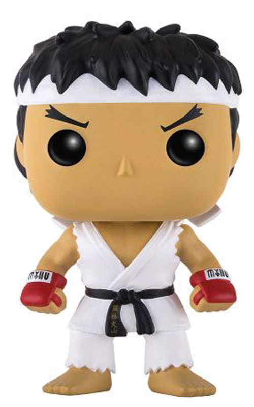 Funko POP! Vinyl Фигурка Games: Street Fighter: Ryu White Headband (Exc) фигурка funko pop games street fighter blanka hyper fighting