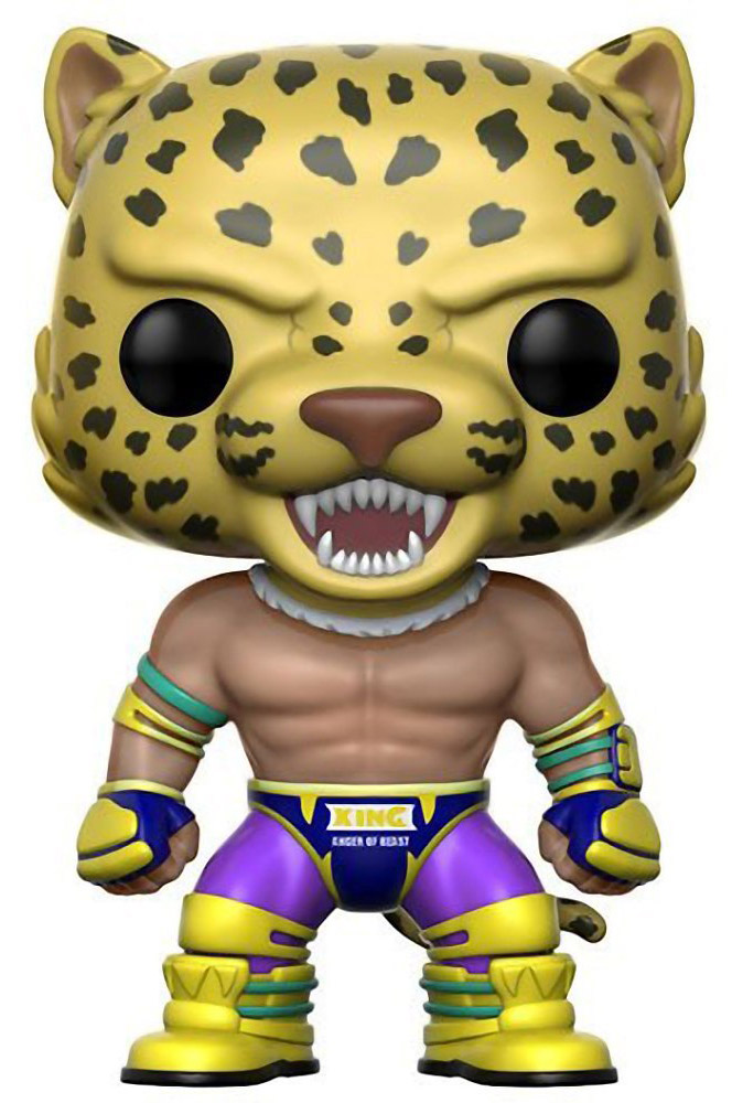 Funko POP! Vinyl Фигурка Games: Tekken: King