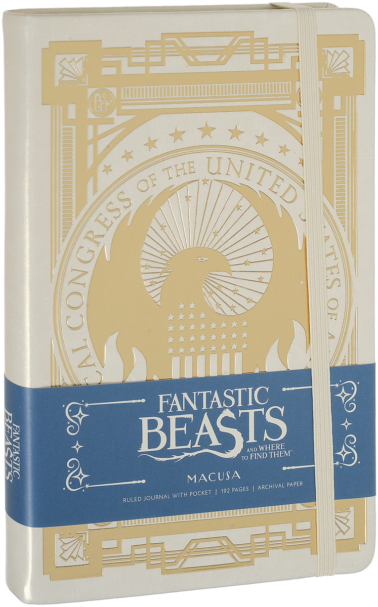 Fantastic Beasts and Where to Find them: MACUSA