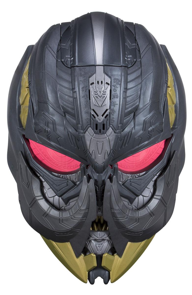 Transformers Маска Megatron transformers трансформер the last knight grimlock