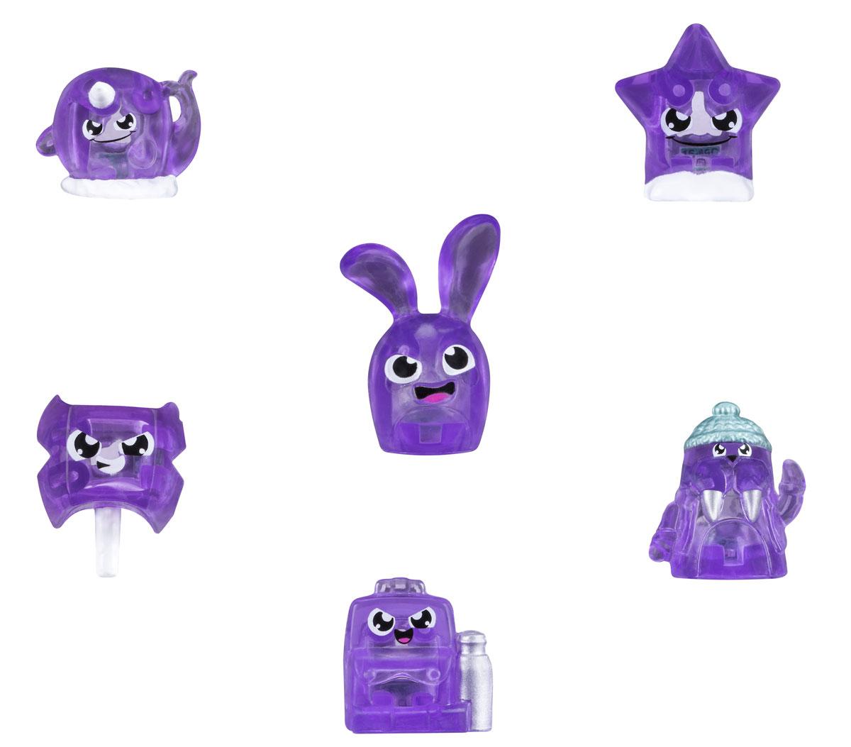 Hanazuki Набор сокровищ цвет фиолетовый