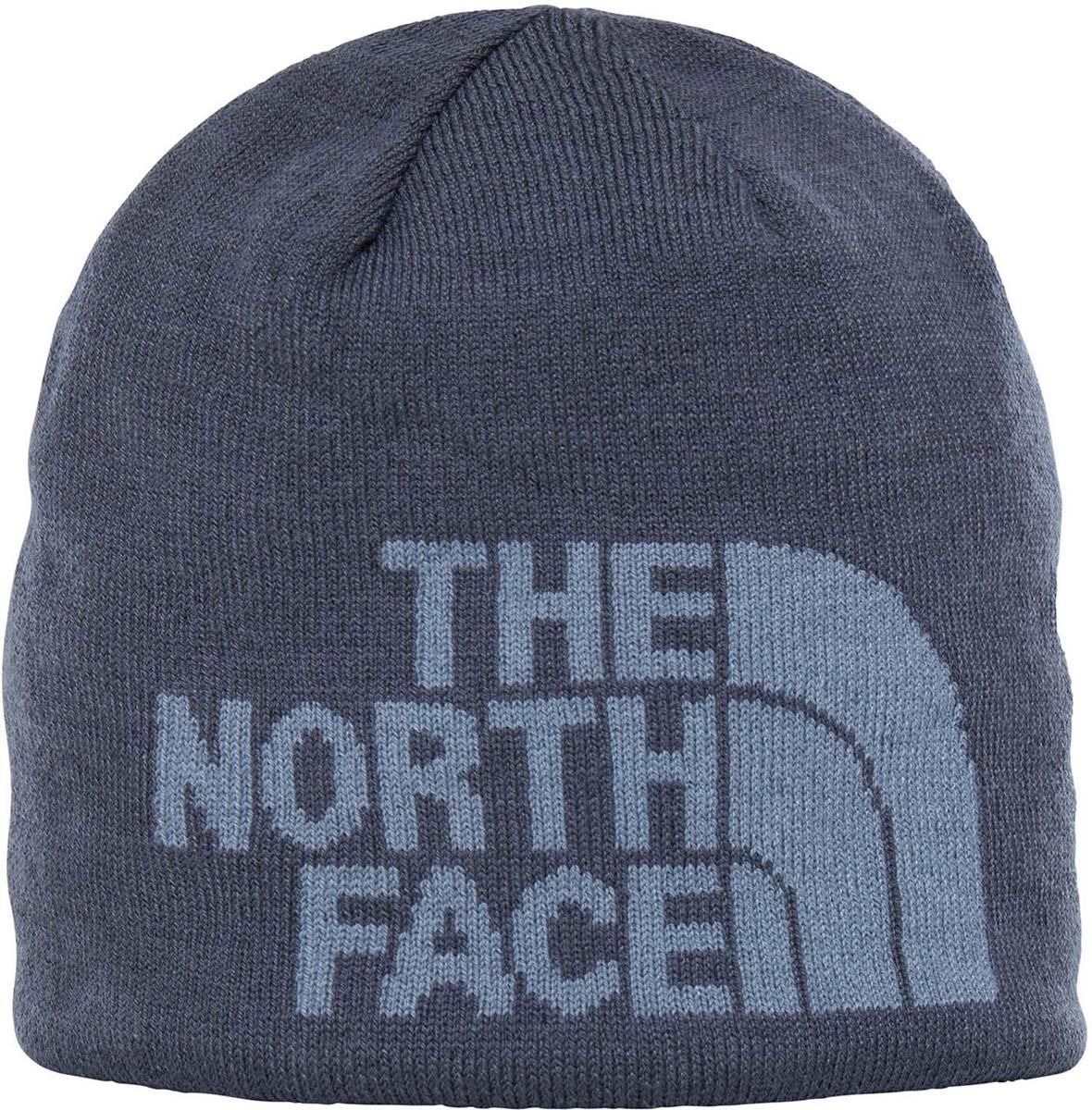 Шапка The North Face Highline Beanie, цвет: серый. T0A5WGYNT. Размер универсальныйT0A5WGYNTУниверсальная и теплая шапка The North Face Bones Beanie подойдет для холодной погоды. Изделие выполнено из высококачественного материала. Сочетание технологичного утеплителя PrimaLoft и шерсти обеспечивает сохранение тепла и удобную посадку. Сбоку шапку украшает логотип бренда. Шапка двусторонняя и позволит ее владельцу выглядеть по-разному.