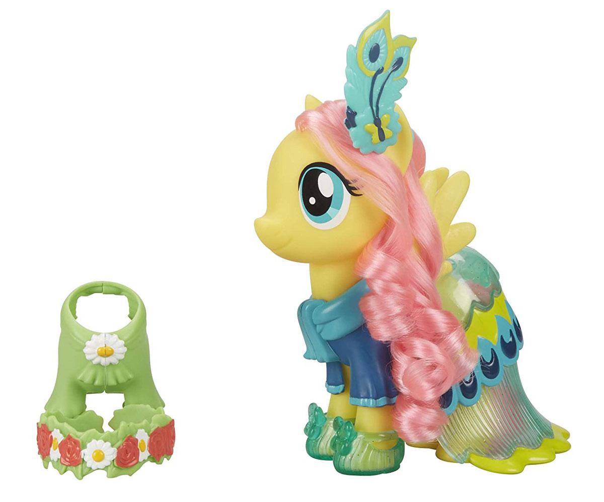 My Little Pony Игровой набор Сияние пони-модницы Fluttershy my little pony игровой набор dress shop rarity