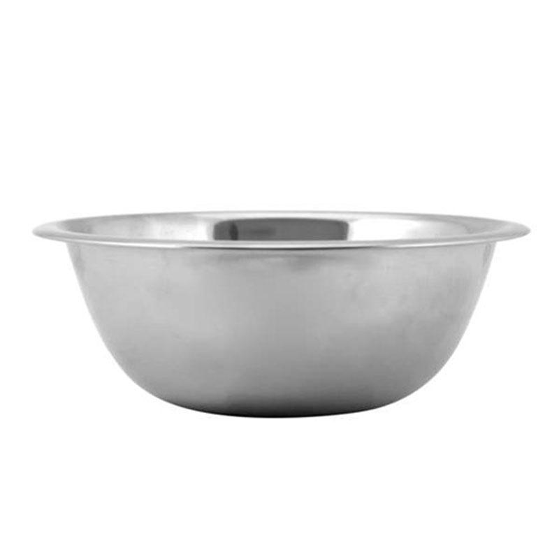 Миска глубокая Banquet, 16 см15130116Удобная, практичная, стильная миска. Нержавеющая сталь, диаметр 16 см.