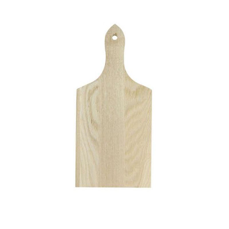 Доска разделочная Apetit, деревянная, 30 х 14 см2748100101Незаменимая вещь на кухне Натуральное дерево
