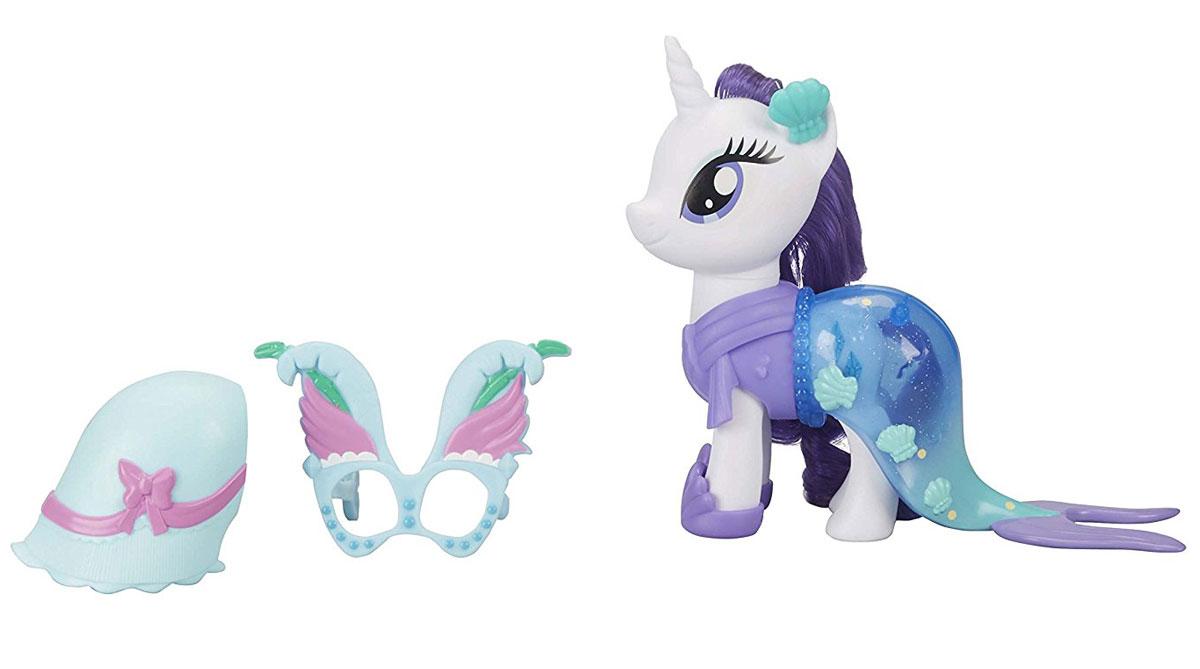 My Little Pony Игровой набор Сияние Пони-модницы Rarity my little pony игровой набор design a pony rainbow dash