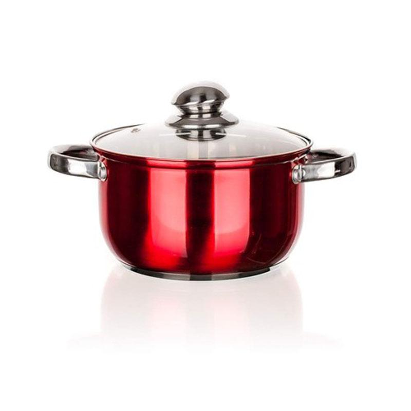 Кастрюля Banquet  Maestro  с крышкой, 2,8 л - Посуда для приготовления