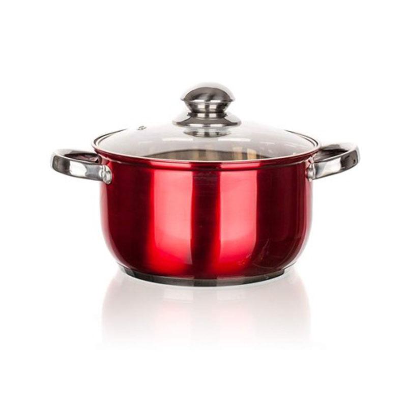 Кастрюля Banquet  Maestro  с крышкой, 3,2 л - Посуда для приготовления