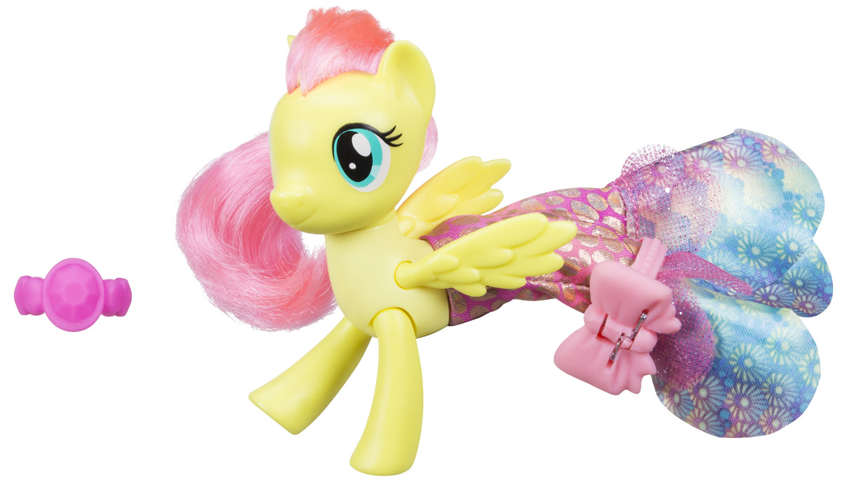 My Little Pony Фигурка Land & Sea Fashion Styles Fluttershy - Фигурки