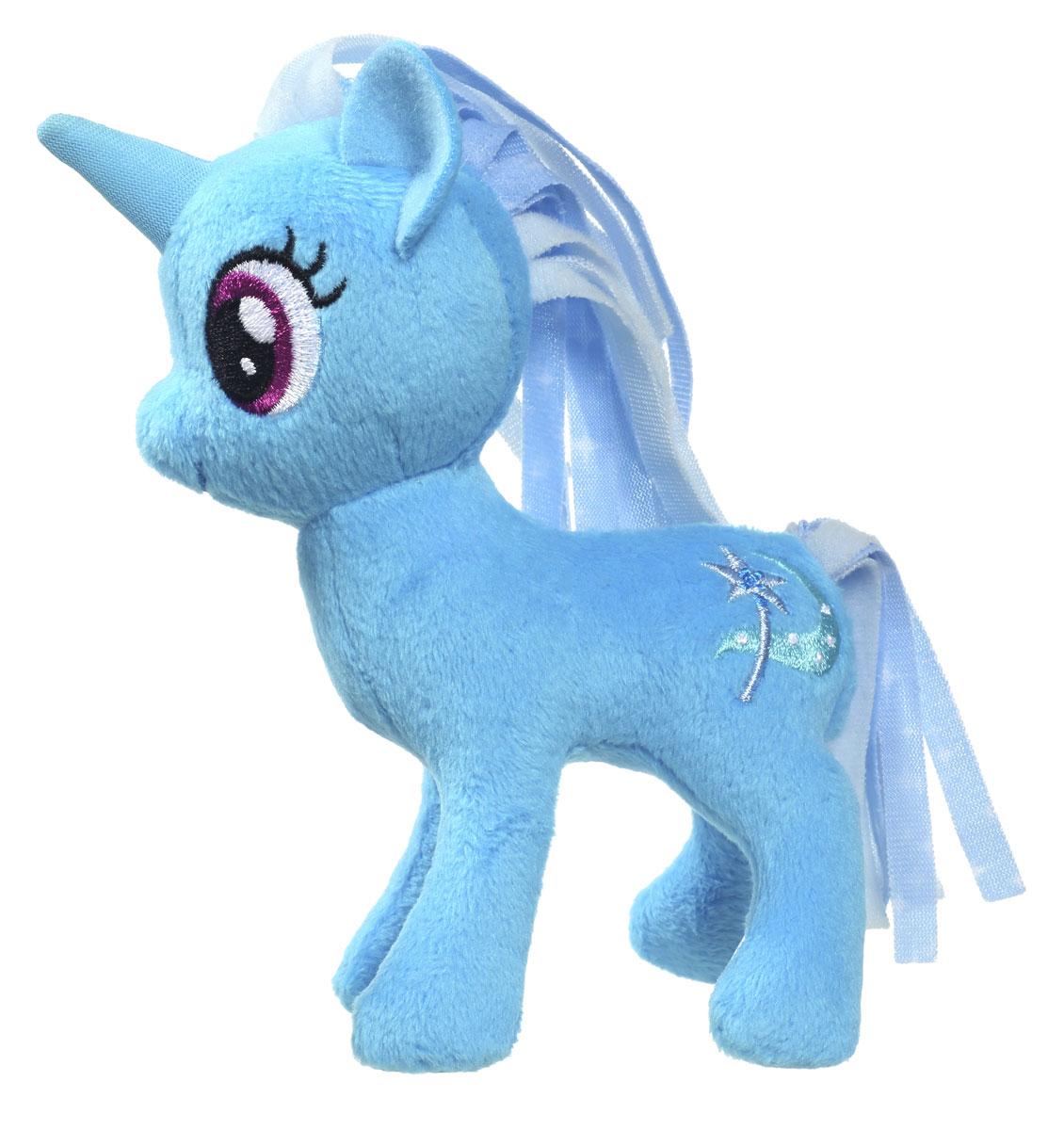 My Little Pony Мягкая игрушка Пони Trixie Lulamoon 13 см
