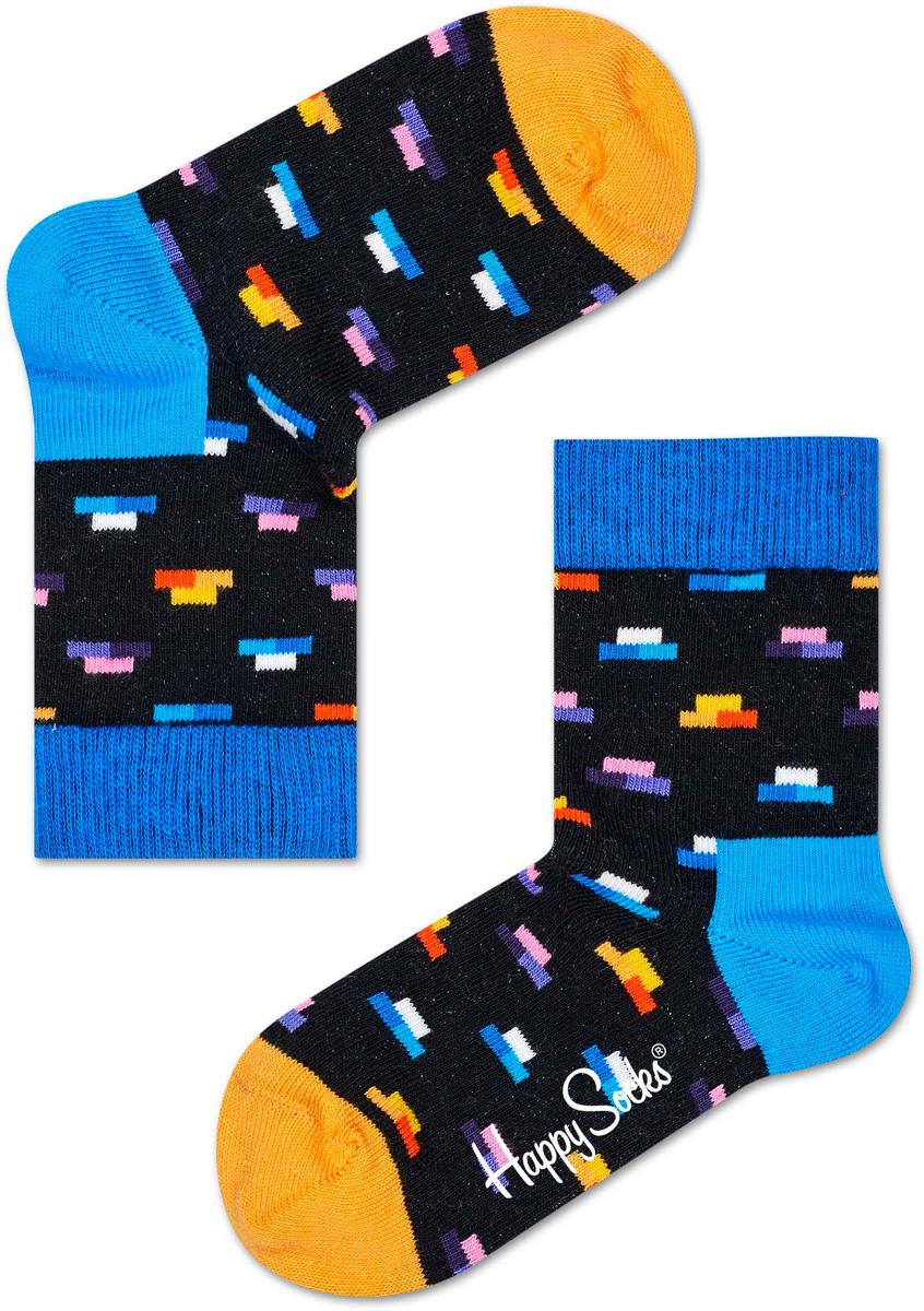 Носки детские Happy socks, цвет: черный, мультиколор. KBRI01. Размер 15, 2-3 годаKBRI01Носки Happy Socks, изготовленные из высококачественного материала, прекрасно подойдут вашему ребенку. Модель дополнена принтом. Эластичная резинка плотно облегает ножку ребенка, не сдавливая ее. Усиленная пятка и мысок обеспечивают надежность и долговечность.