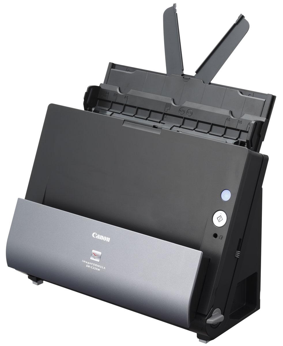 Canon DR-C225W, Black сканер - Офисная техника