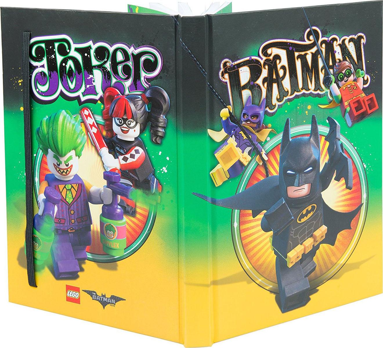 LEGOНабор канцелярских принадлежностей Batman Movie 12 предметов