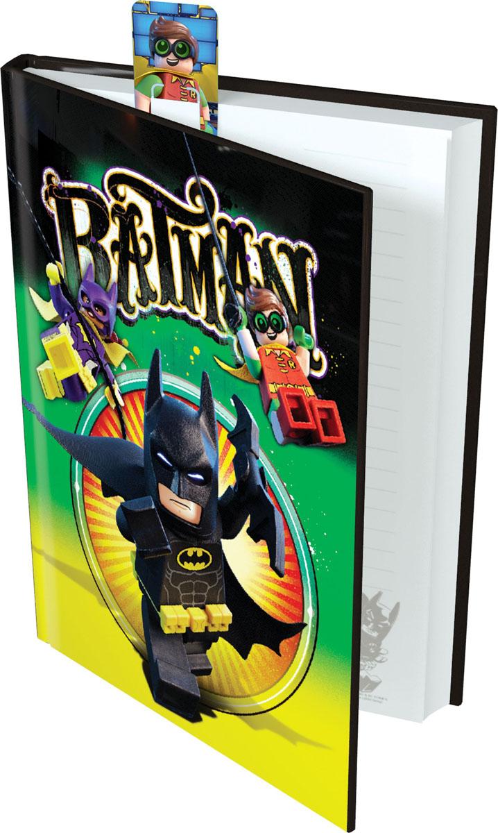 LEGOНабор закладок для книг Batman Movie 3 шт IQ Hong Kong Limited